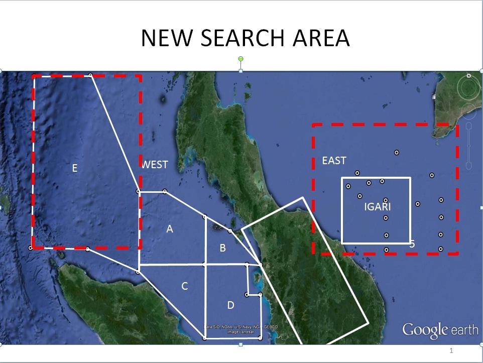 search find region