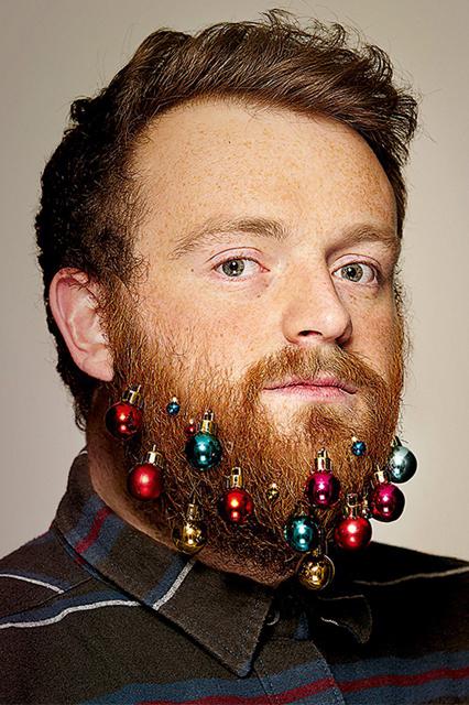 Brilliant Crazy Holiday T Ideas Fake T Cards Beard Christmas Balls Short Hairstyles Gunalazisus