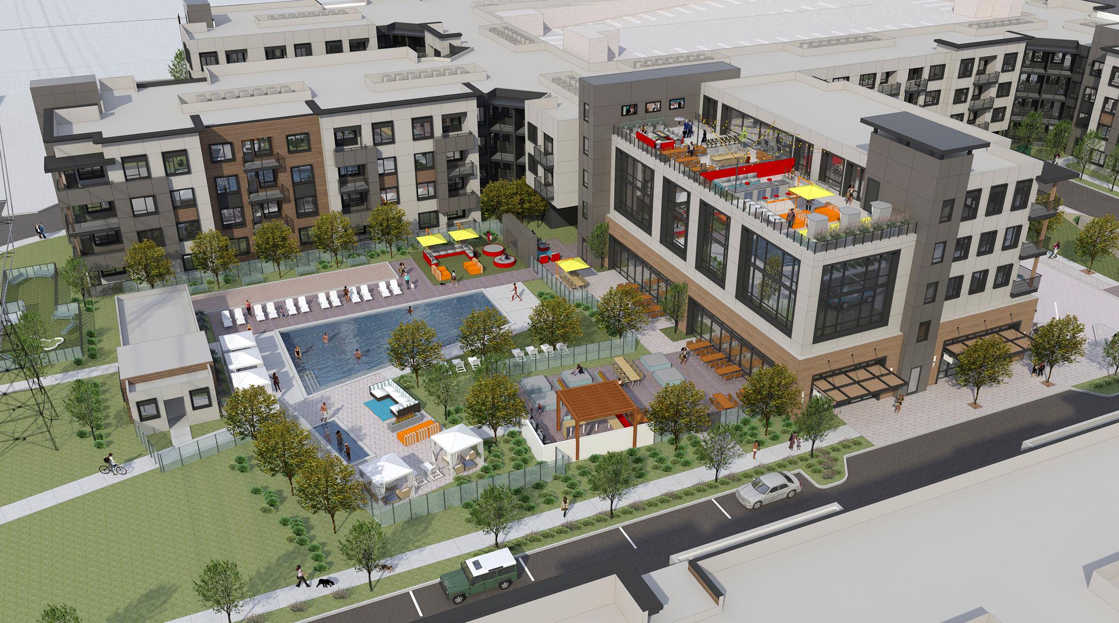 Apartments Near Park Ave
