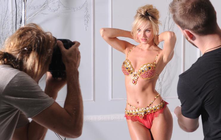 a681ea836f Behind Victoria s Secret s  10 million Fantasy Bra