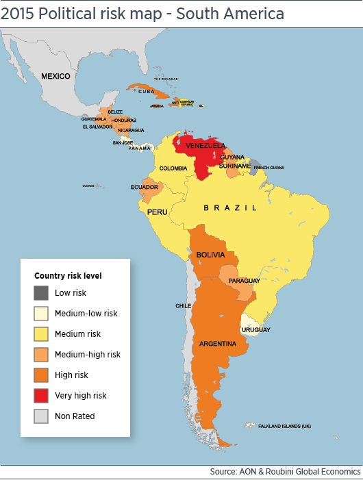 Oil prices pose biggest political risk aon conflicts with non state fighters like isis and boko haram also pose significant risks for countries with poor border control across africa and the middle sciox Gallery