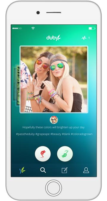 Duby app