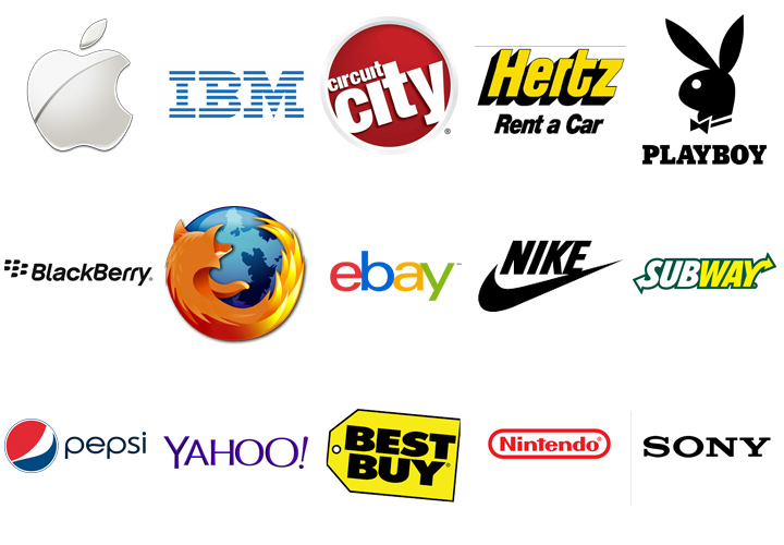 19 famous companies that originally had different names for Top product design firms