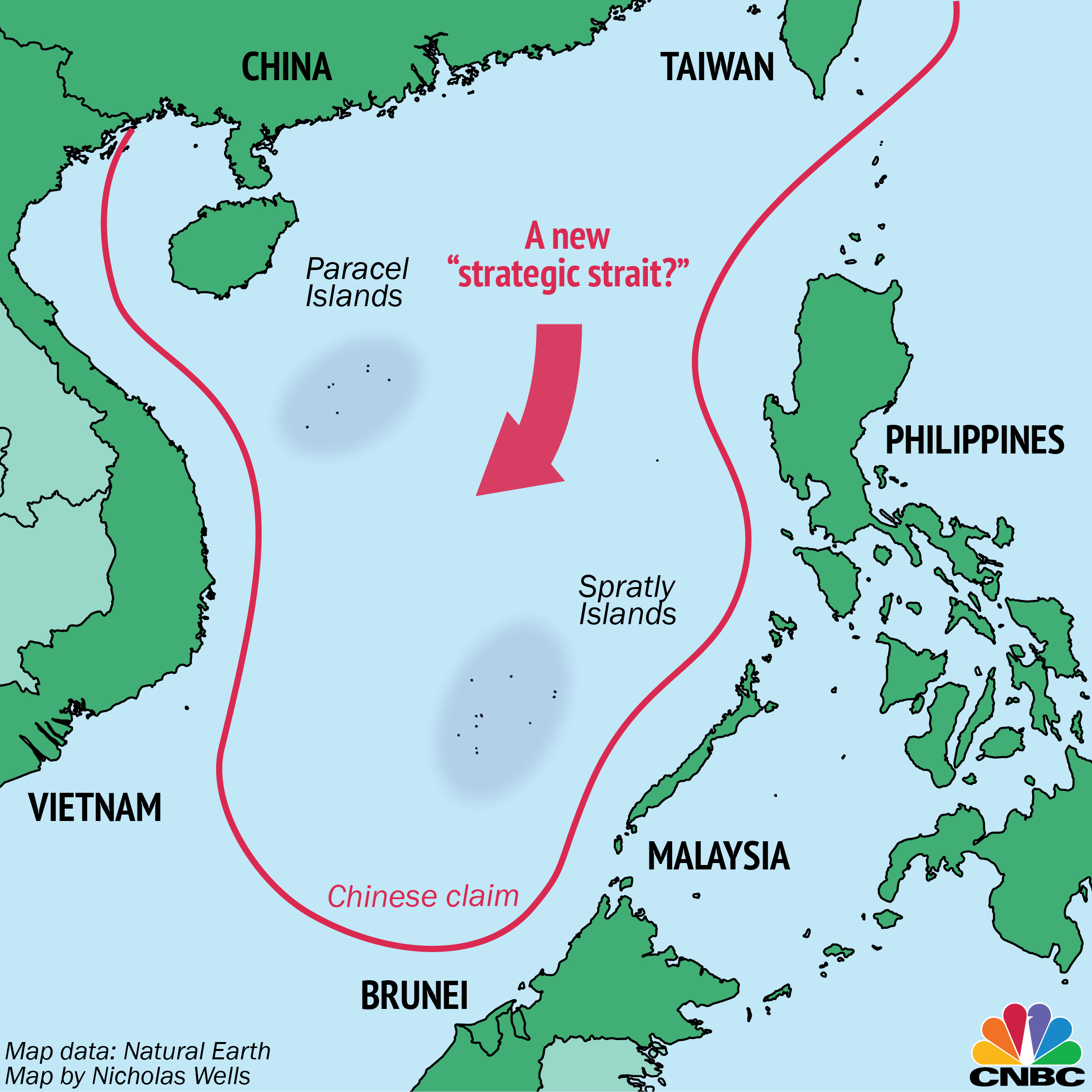 South china sea breathtaking ruling against china to have how china upset the philippines in the first place gumiabroncs Image collections