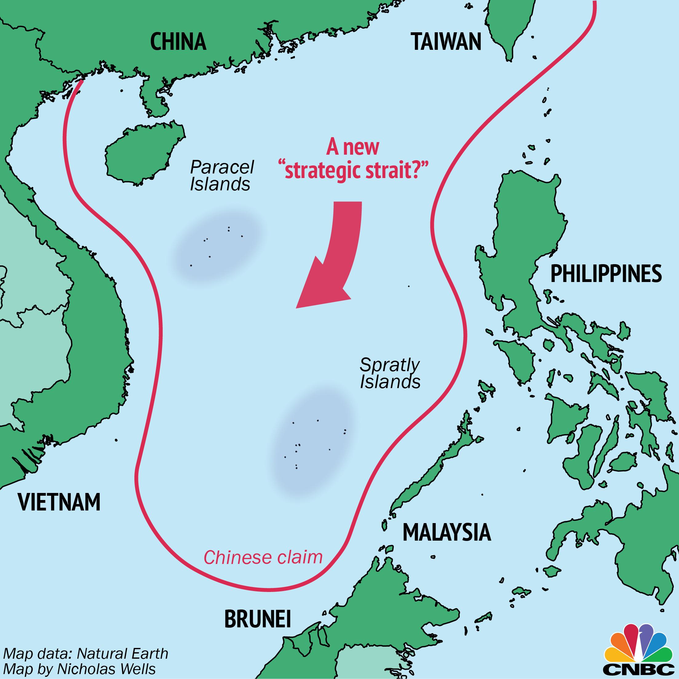 south china sea u0027breathtaking u0027 ruling against china to have
