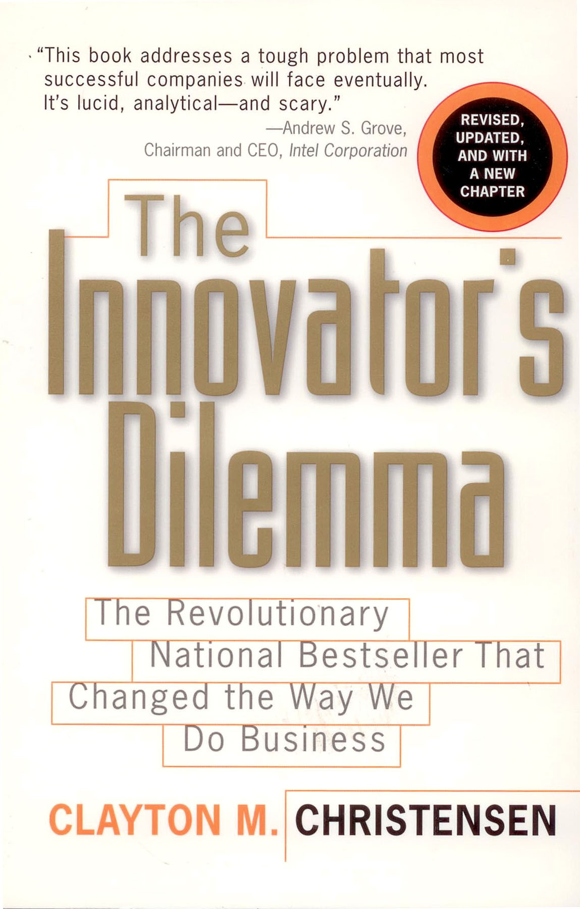 20 business books for your office that will make you look smart the innovators dilemma fandeluxe Gallery