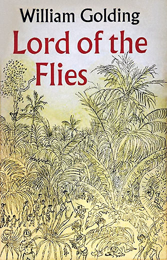 the power struggle between the boys in the island in lord of the flies a novel by william golding W illiam golding's dystopian novel lord of the flies deals  young british boys marooned on an idyllic island struggle  between civilization and power provides.