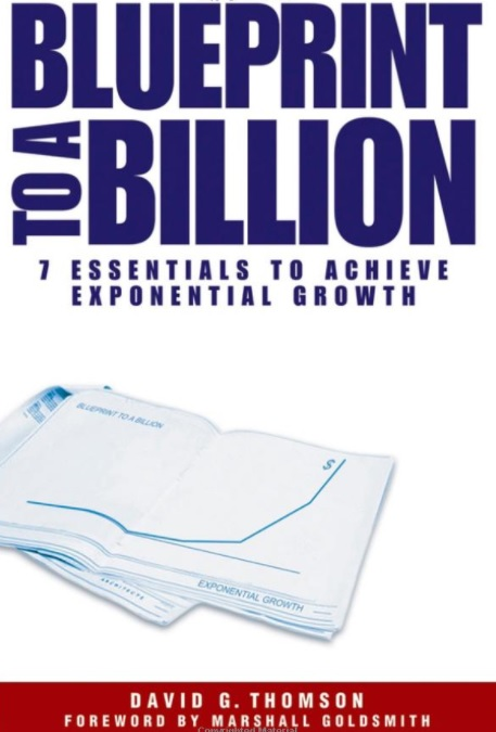 10 books that improve your financial literacy blueprint to a billion 7 essentials to achieve exponential growth malvernweather Image collections