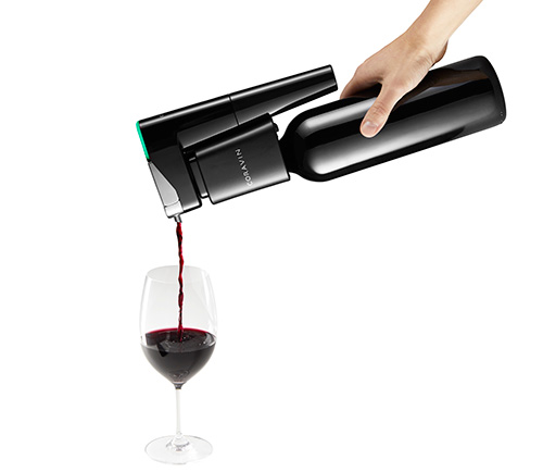 Coravin S Latest Product Reseals The Wine Without Popping