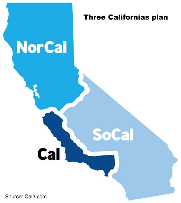 Calexit plan to divorce California from US is getting a second chance