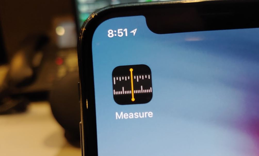 Apple has a new app that lets you measure almost anything with your iPhone