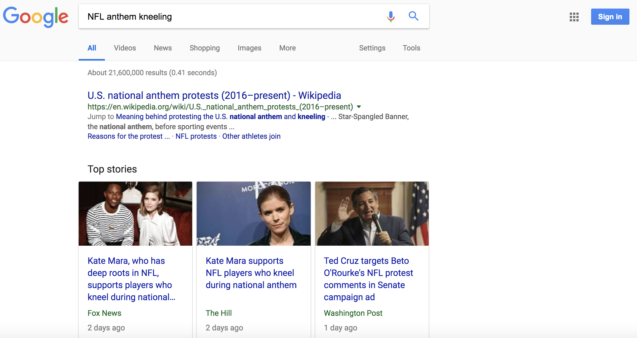 How google and bing choose news stories for search google bing publicscrutiny Images
